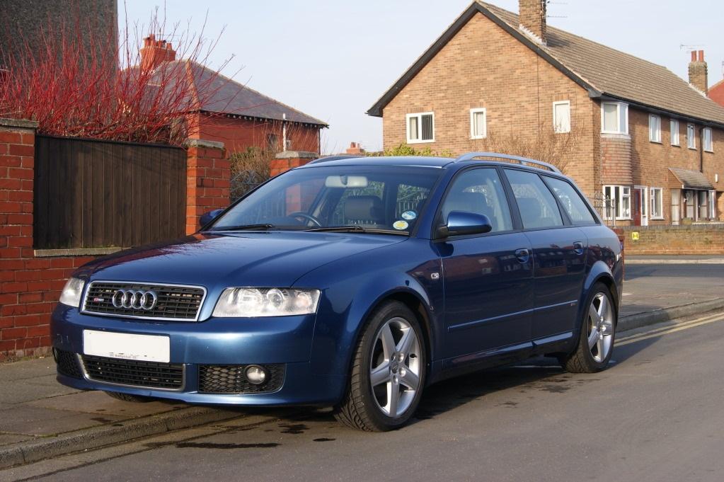 2005 Audi A4 Avant B6 1 9 Tdi Sport 6 Speed 130bhp
