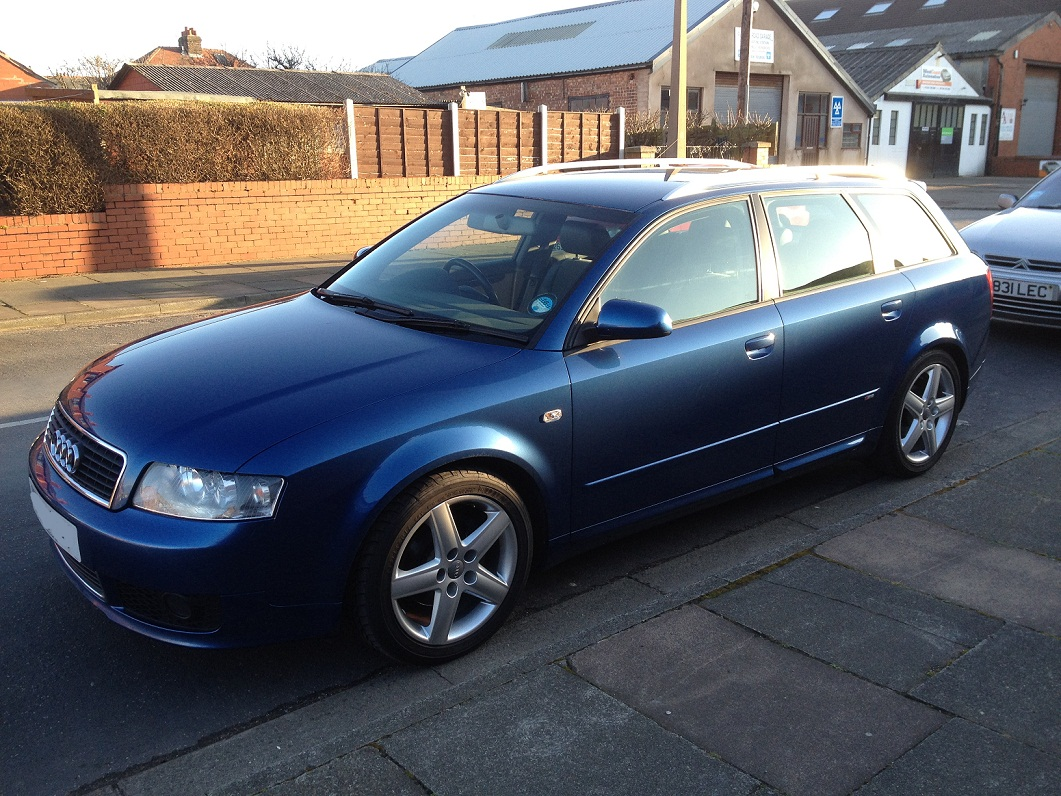 2005 audi a4 avant b6 1 9 tdi sport 6 speed 130bhp. Black Bedroom Furniture Sets. Home Design Ideas