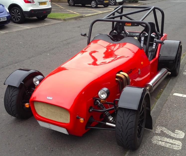 Caterham Kit: Caterham Style Kit Car